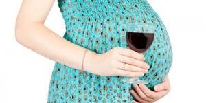 alcohol y embarazo
