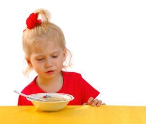 desnutrición infantil sintomas