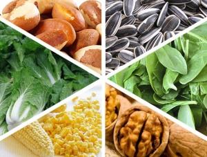 vitamina e en los alimentos