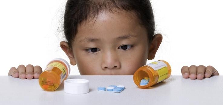 Intoxicación en la infancia