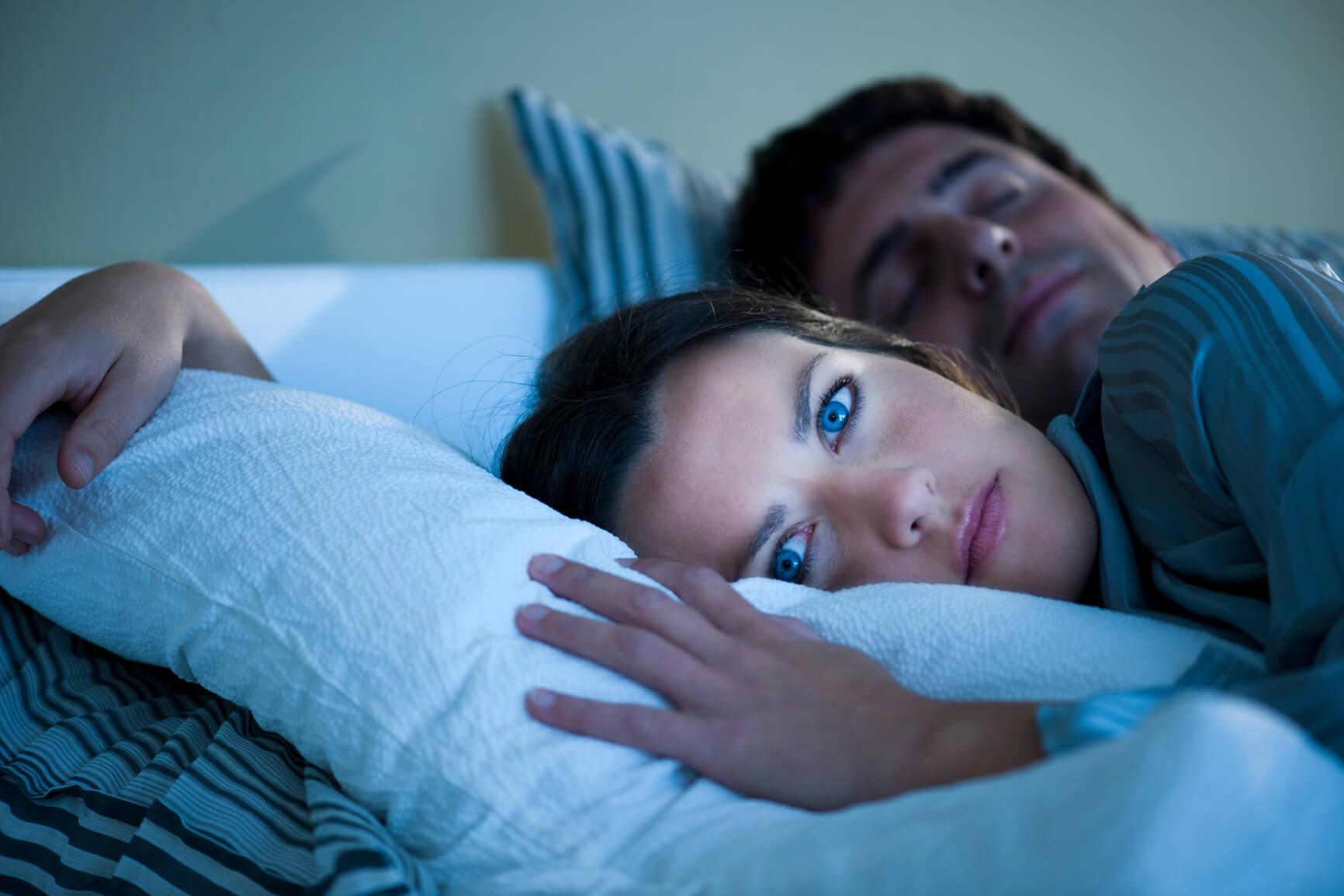 consecuencias del insomnio