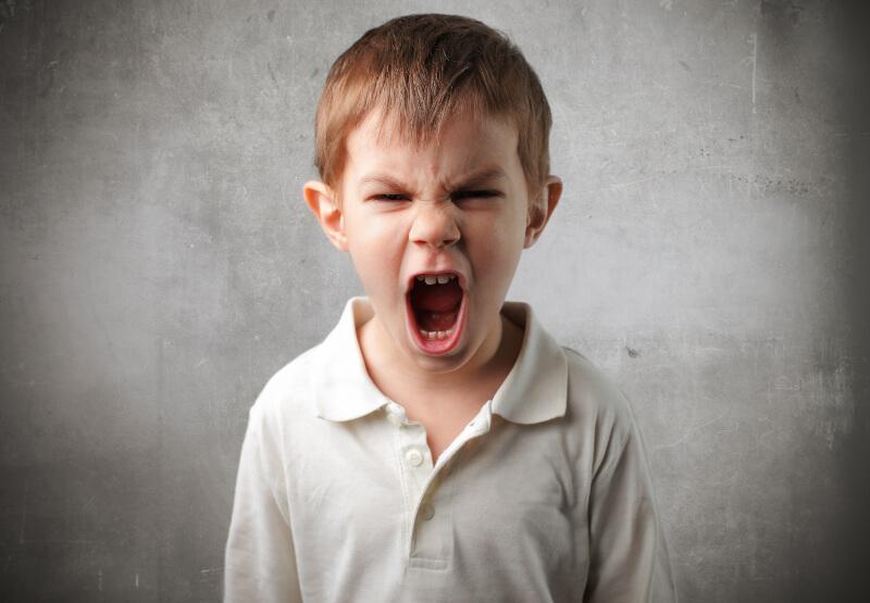 conductas perturbadoras en niños