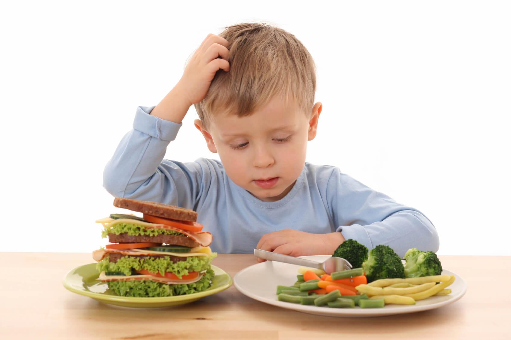 desnutrición causas
