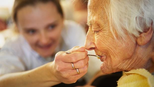 Cuidados del anciano con demencia