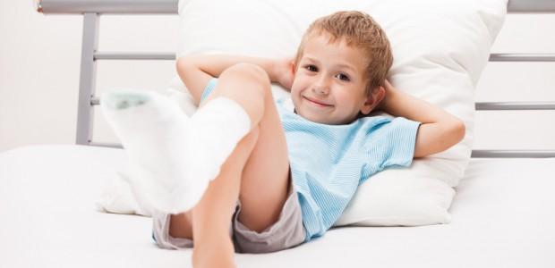 Esguinces de tobillo en niños