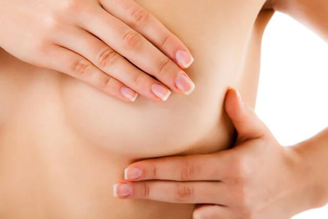 Síntomas del cáncer de seno