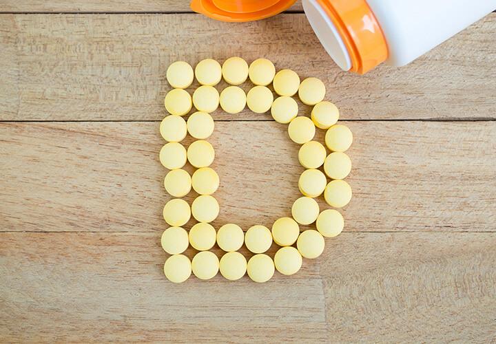 Déficit de vitamina D