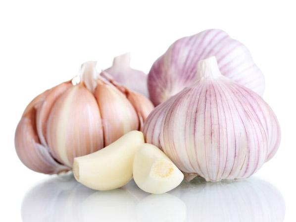 Ajo para reducir el colesterol