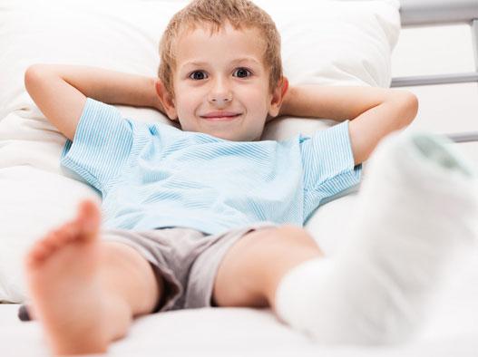 Traumatismos en niños