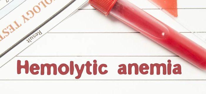 tipos de anemia hemolitica