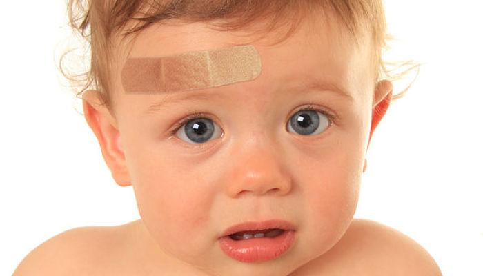 traumatismo craneoencefalico en niños